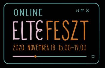 ELTEFeszt 2020 - pályaválasztó fesztivál online
