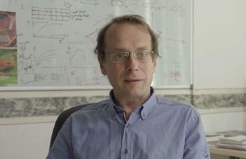 Málnási-Csizmadia András az ELTE Innovatív kutatója 2018-ban