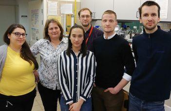 Nagydíjas siker a Biológiai Intézet középiskolásoknak szóló mentorprogramjában