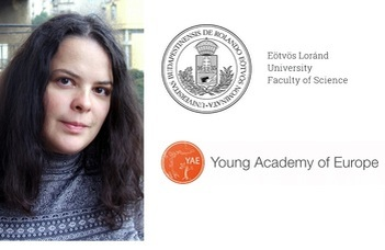 Solymosi Katalin a Young Academy of Europe vezetőségében