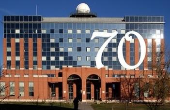Fennállásának 70. évfordulóját ünnepelte a TTK az Eötvös Napon