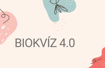 BioKvíz 4.0 - Lipidek és szénhidrátok