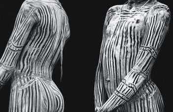 Új felfedezésünk a testfestésről